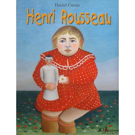 Henri Rousseau - eBook (Henri Rousseau The Repast Of The Lion)