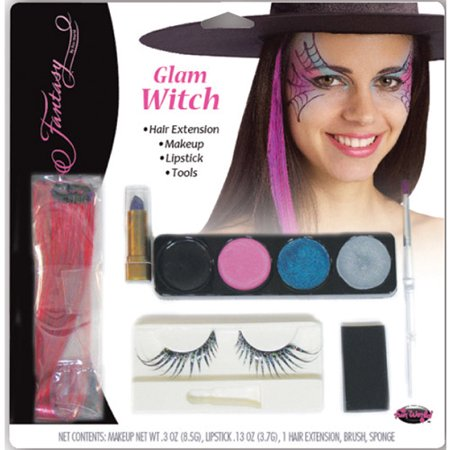 Witch Glam Series Halloween Makeup