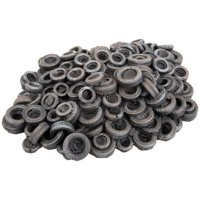 Walthers SceneMaster HO Scale Train Scenery Detail Tire Scrap Pile