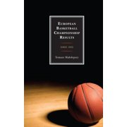 European Basketball Championship Results - eBook
