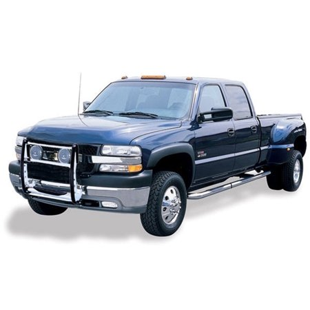 Big Country Truck Accessories 3210C 3000 Series Stepguard Center Grille Guard Go Rhino Products 3500 Go Rhino Truck