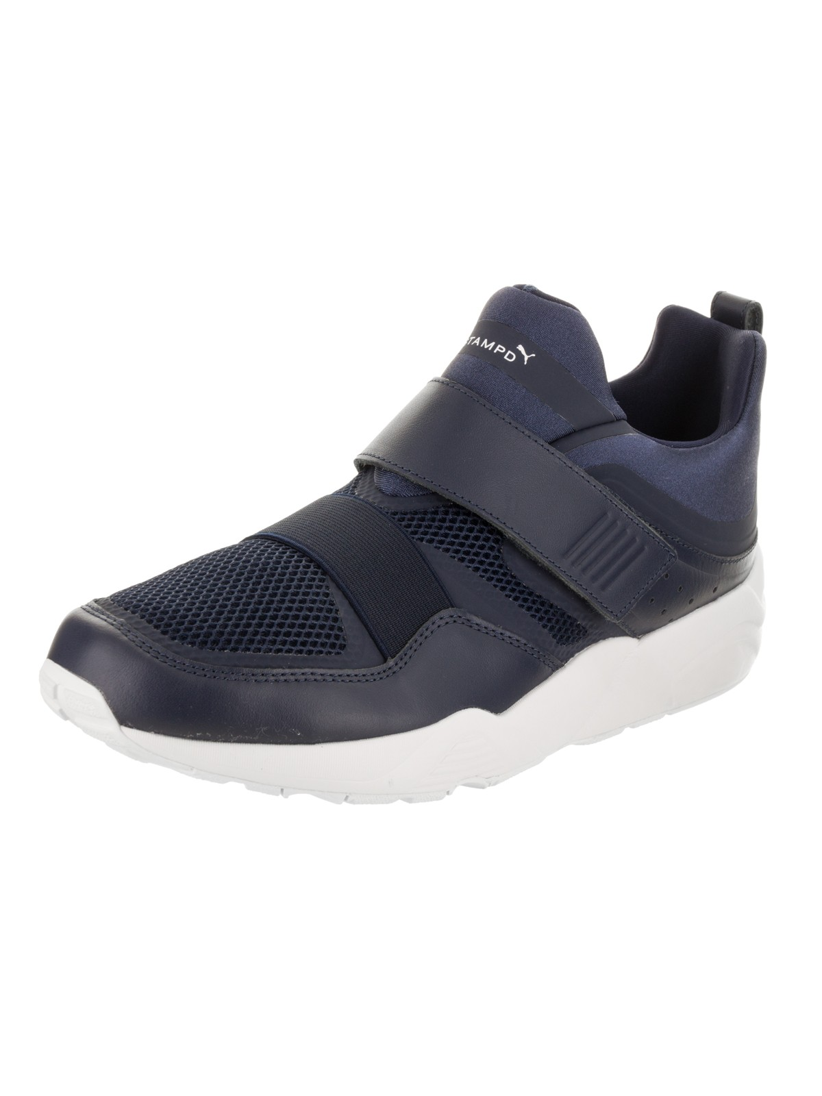 a9db697f8234 Puma Men s Blaze of Glory Strap X Stampd Casual Shoe