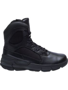 bates men's charge-8 emx military and tactical boot, black, 9.5 m us
