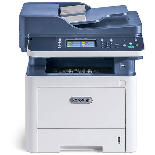 Xerox WorkCentre 3335DNI Mono Laser Multifunction Printer/Copier/Scanner/Fax Machine