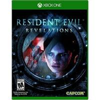 Capcom Resident Evil Revelations for Xbox One