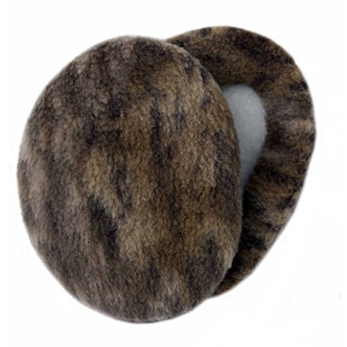 Sprigs Earbags Thinsulate Large Bandless Mossy Oak Camouflage Hunting Fleece Ear Warmer Muffs by Sprigs