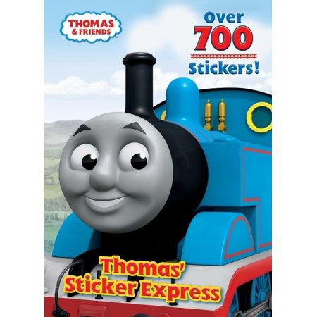 THOMAS' STICKER EXPRESS (Thomas & Friends) ()