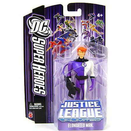 DC Super Heroes Elongated Man Action Figure [Purple Card] - Male Super Hero