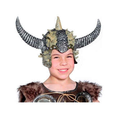 Child Viking Helmet (Halloween Child Viking Helmet)