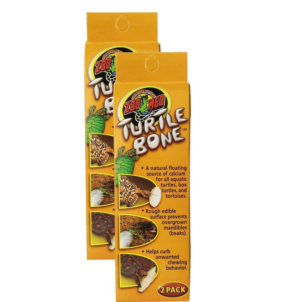 Zoo Med Laboratories SZMTB1 Turtle Bone, 4 Count