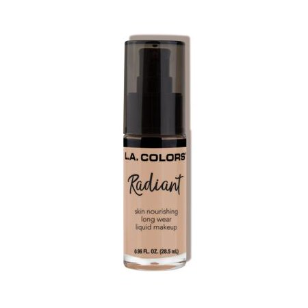 L.A. COLORS Radiant Liquid Makeup - Beige