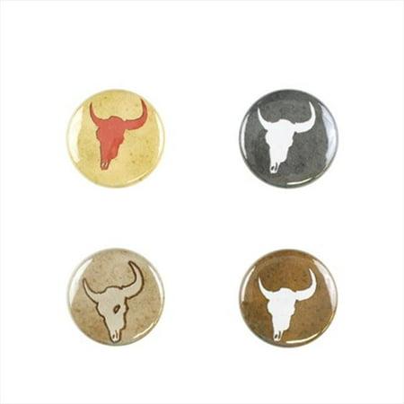 Il Bere C-FYM-B vin et boissons charmes Mens Collection - Longhorns - image 1 de 1