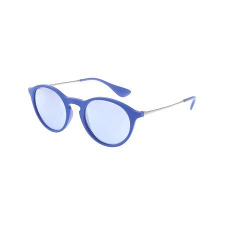 feda4497710 RAY-BAN - Ray-Ban Blue Gunmetal Grey Lens Sunglasses