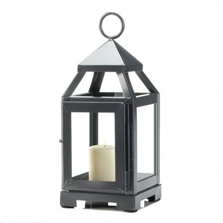 Decorative Lanterns For Candles, Patio Rustic Mini Metal Candle Lantern Holder (Lantern Candle Holder)