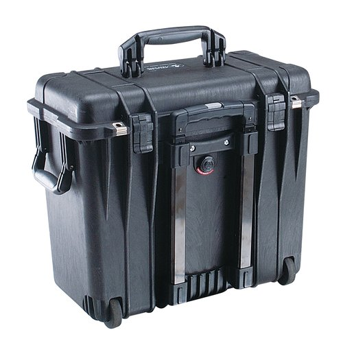 Pelican Products Top Loader Case with Foam: 12'' x 19.5'' x 18''