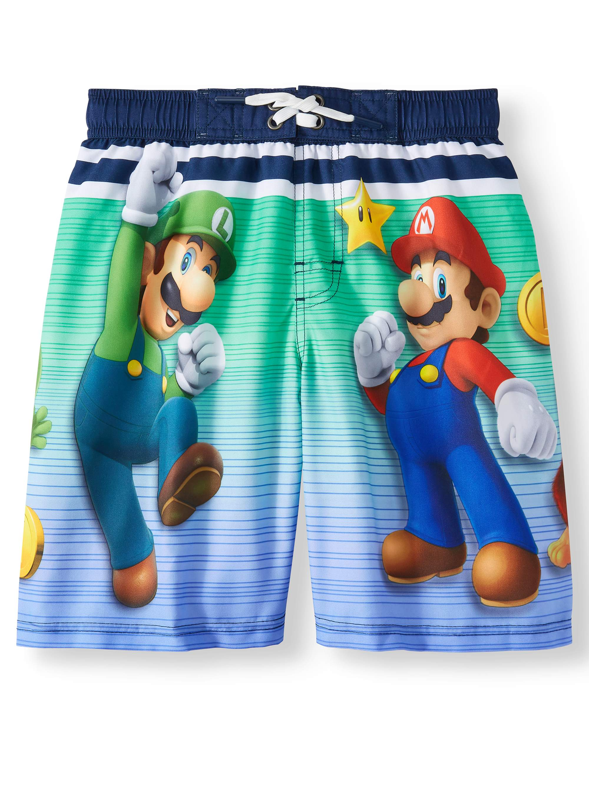 Boys Mario Boardshort (Little Boys & Big Boys)