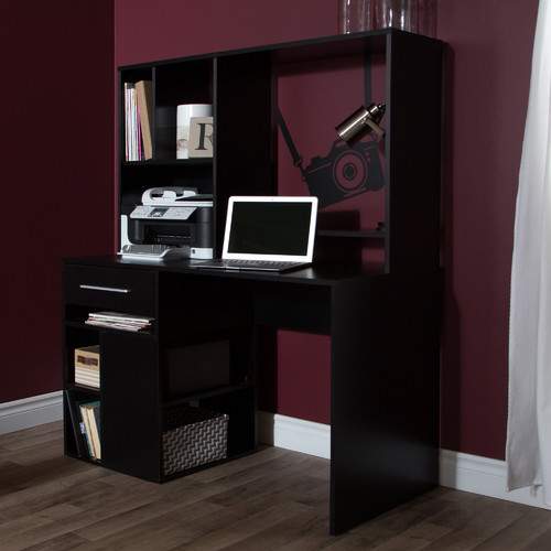 South Shore Annexe Home Office Computer Desk, Multiple Finishes
