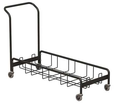 "50-5/8"" Container Trolley, Continental, 8320-4"