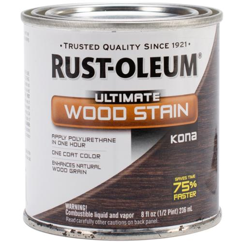 Ultimate Wood Stain 8oz-Kona