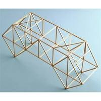 Alvin Balsa Wood Strips 1/4 x 1/2