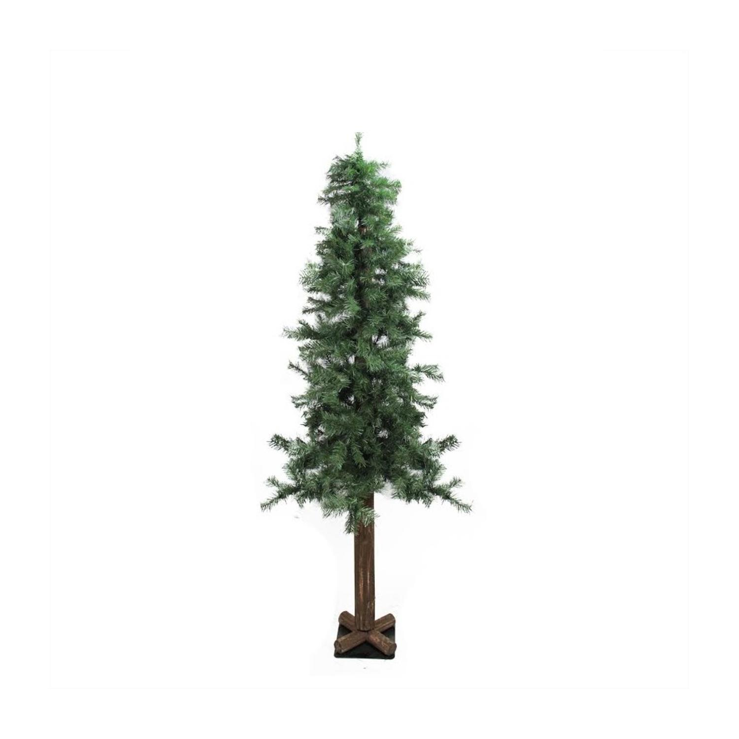 6' Woodland Alpine Artificial Christmas Tree - Unlit