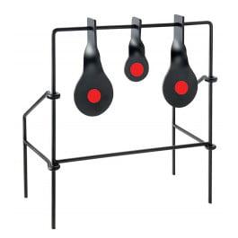 Metallic Spinner Target Medium Triple Target for Air Guns & .22 Rifle by Allen Company