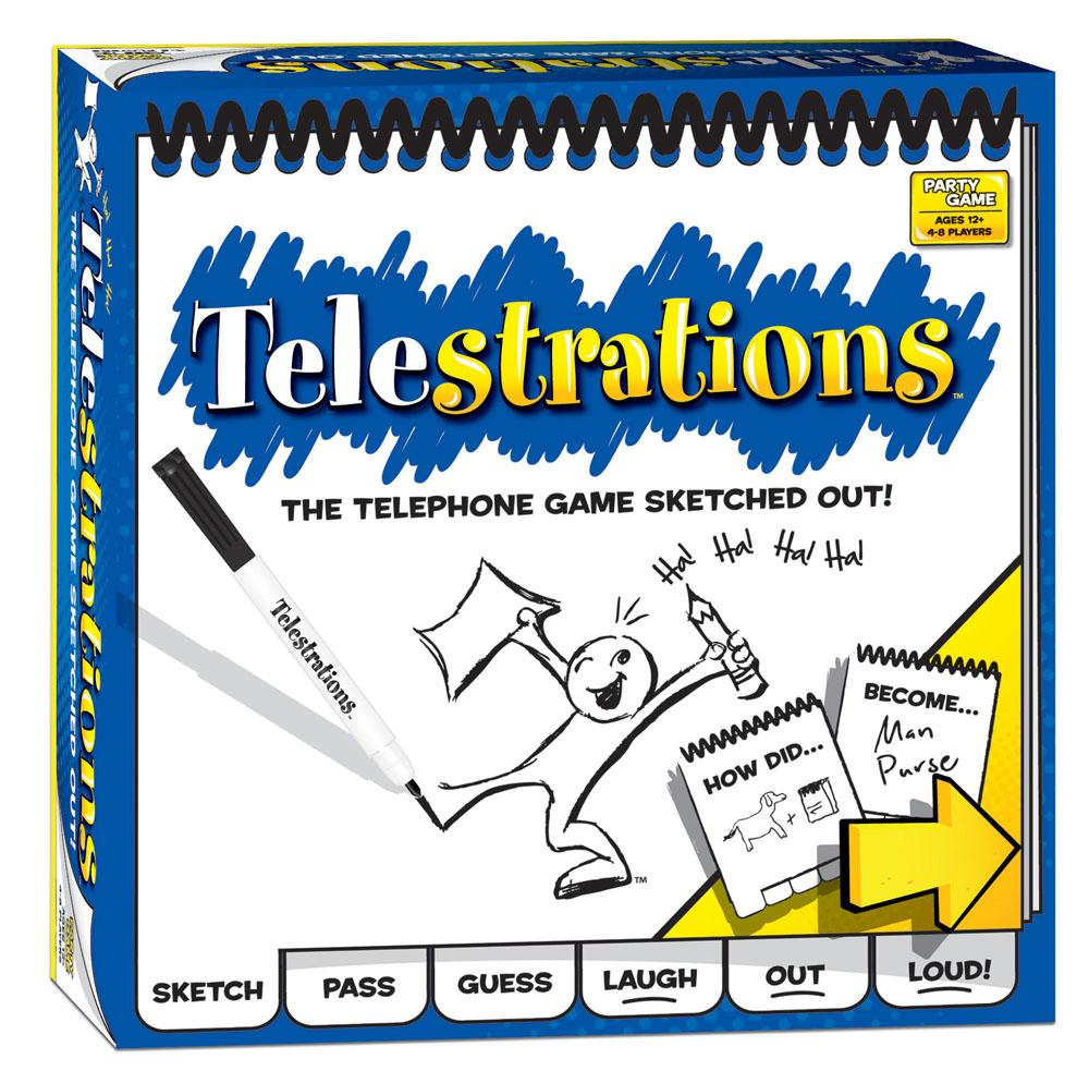 Telestrations Game (Other)