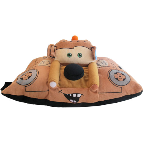 Disney Pixar Cars 2 Mater Pillowtime Play Pal
