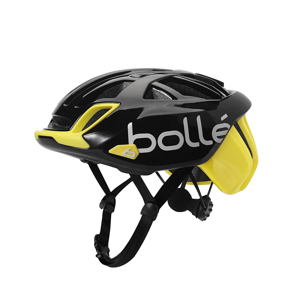 Bolle Cycling The One Base Black Yellow 51-54cm 31583 Cycling Helmet