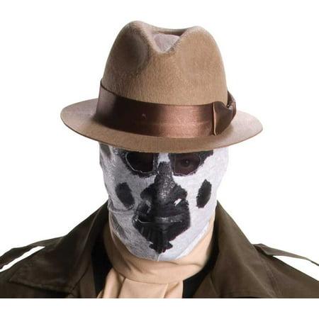 Watchmen Rorschach Adult Halloween Mask
