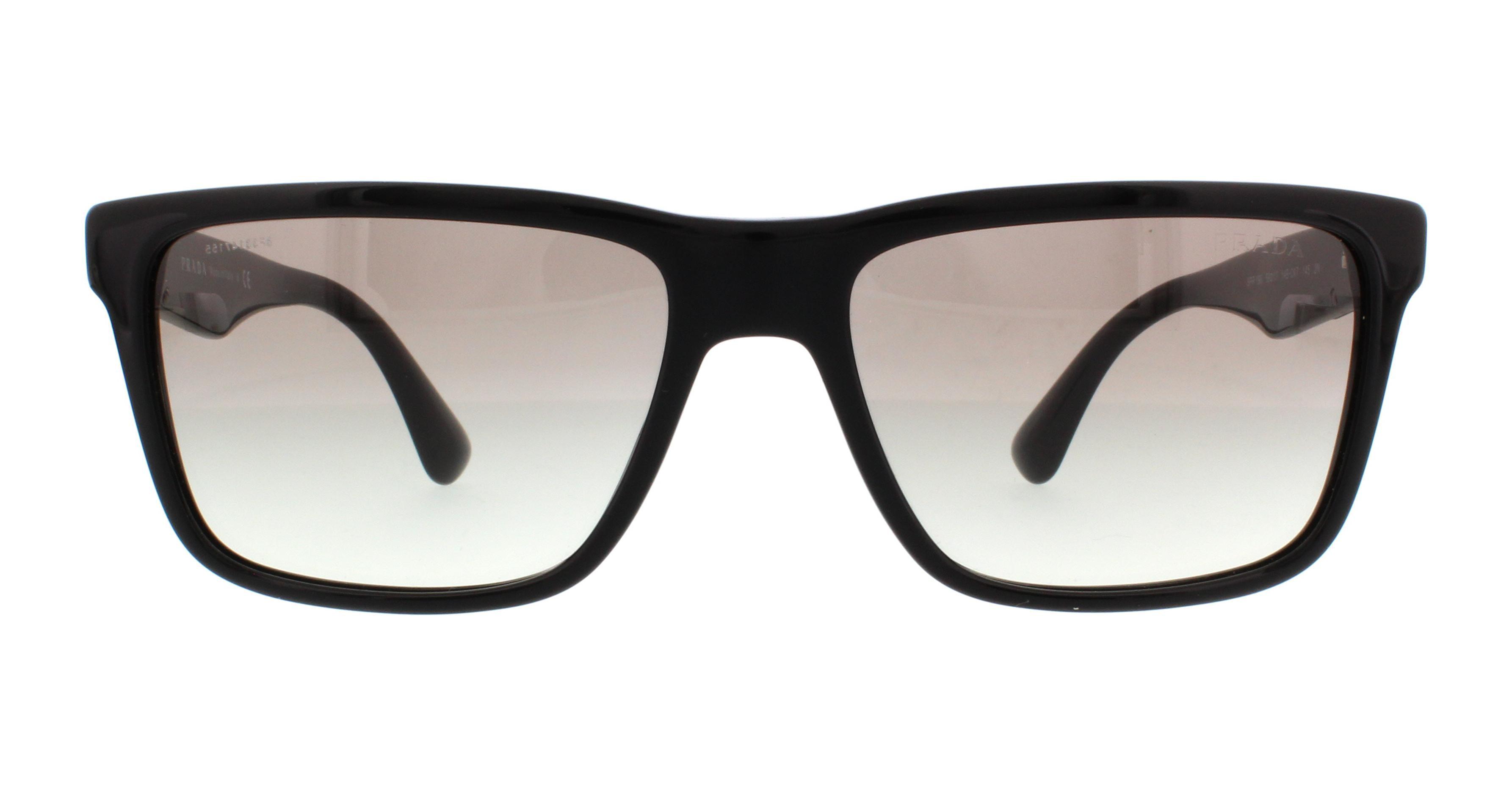 32e71a01359 PRADA - PRADA Sunglasses PR 19SS 2AU1X1 Havana 59MM - Walmart.com