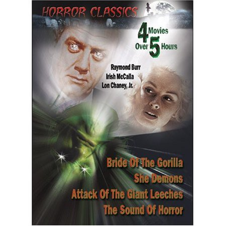 Great Horror Classics Volume 11 (DVD) - Top 11 Halloween Classics