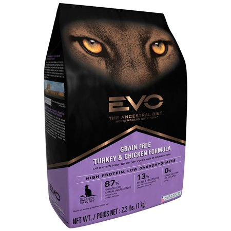Evo Cat Food Walmart