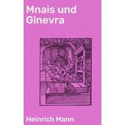 Mnais und Ginevra - eBook