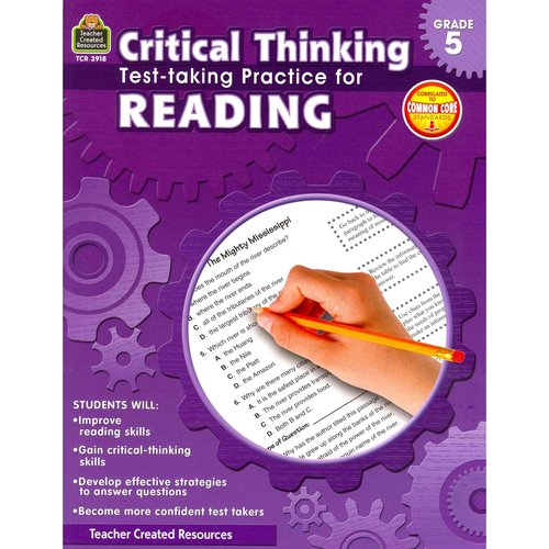 critical thinking exam 1 Introduction 2 assessment 3 problem solving 4 critical thinking 10 1   critical thinking questions interspersed throughout the test, so that candidates  who.