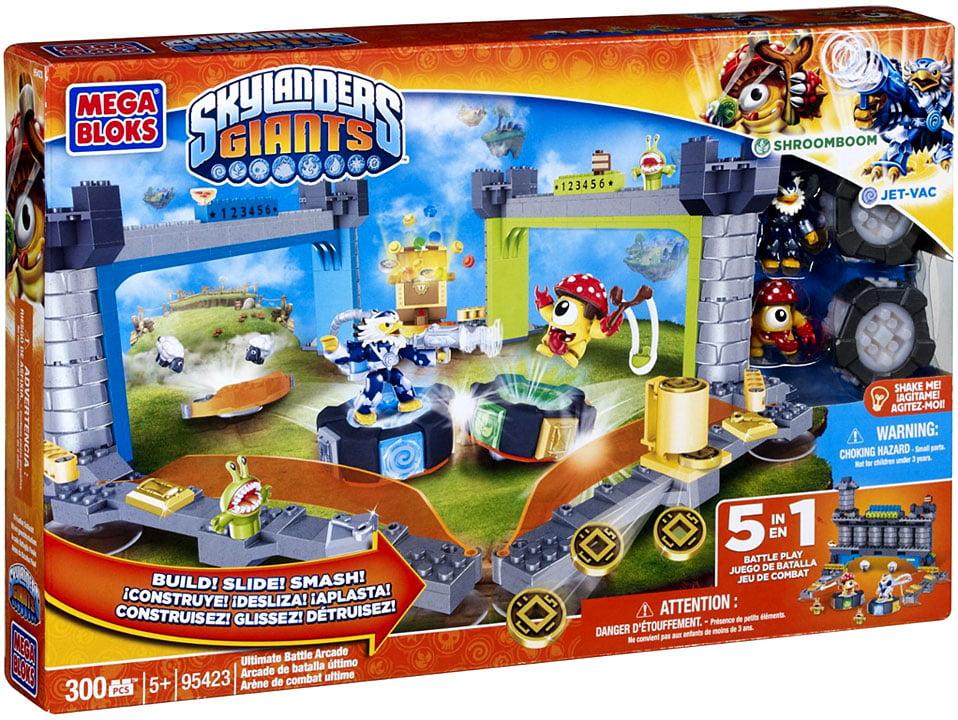 Skylanders Giants Ultimate Battle Arcade Set Mega Bloks 95423 by Mega Brands