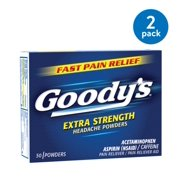 Goody's  Extra Strength Headache Powders  50 ea