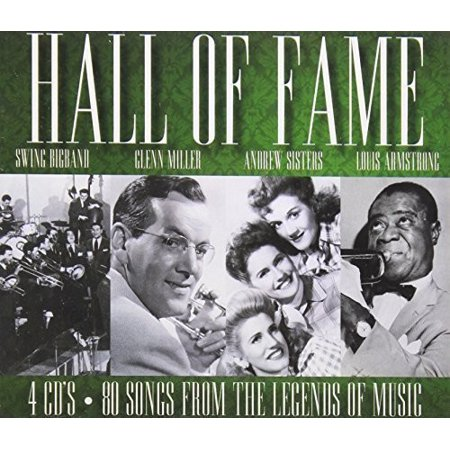 Hall Of Fame 4 / Various (CD) (Halloween Hall O' Fame)