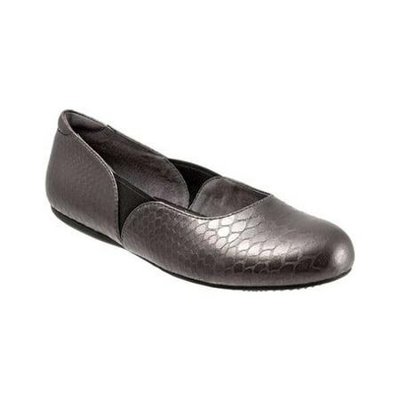SoftWalk Women's Norwich (Metal Nappa Footwear)