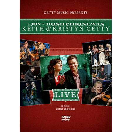 Keith & Kristyn Getty-Joy: An Irish Christmas Live (DVD) - Is Halloween An Irish Holiday