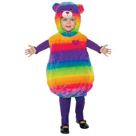 Build-A-Bear™ Rainbow Friends Bear™ Belly Baby Child Halloween