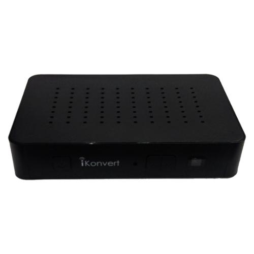 Supersonic Digital TV Converter Box iKonvert