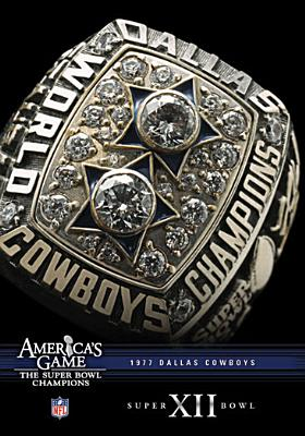 NFL America's Game: Dallas Cowboys Super Bowl XII (DVD) by Willette Acquisition Corp.