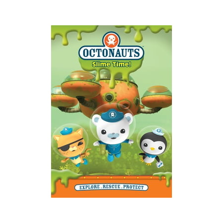 Octonauts: Slime Time (DVD)