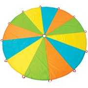 Kidoozie Playtime Parachute Toy - Fun and Safe Play - Encourages an Active Lifestyle