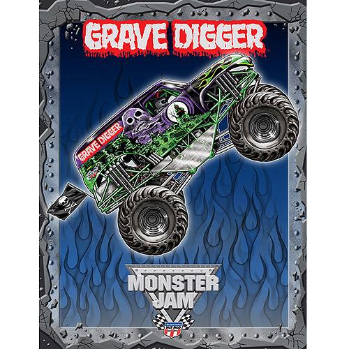 "Monster Jam 46"" x 60"" Throw"