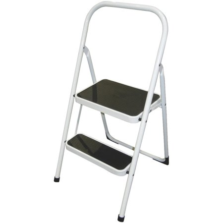 Awesome Tricam 2 Step Folding Step Stool Machost Co Dining Chair Design Ideas Machostcouk