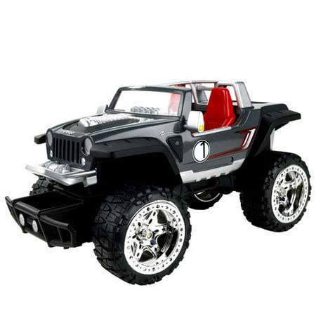 Tyco Radio-Controlled Jeep Hurricane 2 - Walmart com