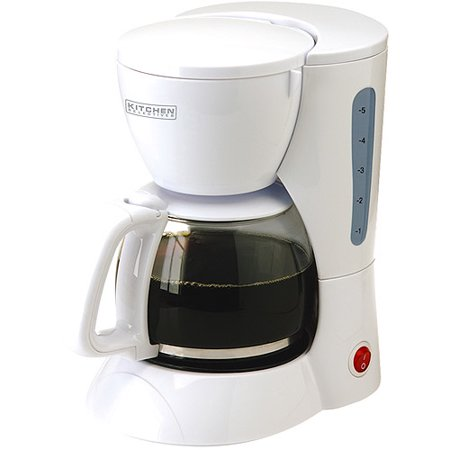 Select brands kitchen selectives cm544 5 cup drip for Apartment therapy coffee maker