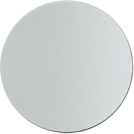 Darice Round Glass Mirror, 9